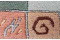 Luxor Living Nepal-Teppich, Manali 101, grün