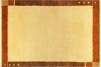 Adali 102 Gabbeh-Teppich beige