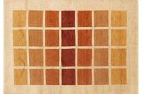 Adali 253 Gabbeh-Teppich beige
