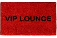 Andiamo Fußmatte 100% Kokos VIP Lounge rot