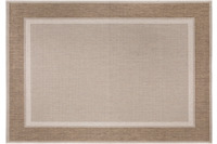 Andiamo Outdoorteppich Arizona beige 133 x 190