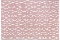Andiamo Teppich Bolonia rosenholz gemustert 200 x 285 cm