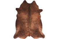 Andiamo Teppich Kuhfell Amarillo braun-schwarz 122cm  x 155cm
