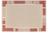 Andiamo Teppiche New Orleans beige - terra gemustert 200 x 290 cm