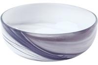 Aquanova TIBOR Seifenschale 626 violett Ø11 x 3,7 cm