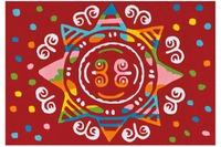 Arte Espina Kinderteppich Spirit Glowy 3145 110 x 160 cm