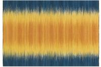 Arte Espina Handwebteppich Sunset 8070 Gelb