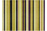 Astra Fussmatte Cardea Olio- Streifen grün
