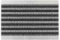 Astra Fussmatte Elegant Mat Scraper anthr. 40x60