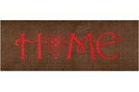 Astra Fussmatte LifeStyle-Mat Home Herz