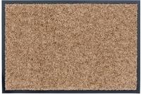 Astra Fussmatte Proper Tex sand, inkl. Schnittkantenkonfektion