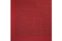 Astra Sisalteppich Manaus Col. 11 rubin