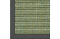 Astra Sisalteppich, Salvador, Col. 36 blau-grün