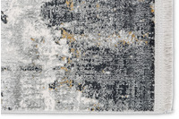 Astra Teppich Julia D.202 C.004 anthrazit/ creme Allover