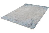 Astra Teppich Mona D.212 C.020 Allover Orient blau/ silber