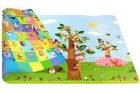 BABY CARE Spielmatte Birds in the Trees 13mm 140x210
