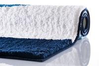 Batex Badteppich Edris blau