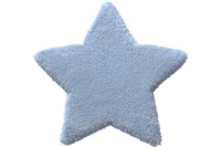 bellybutton Teppich BB-4211-02 Zauberstern blau 80x80