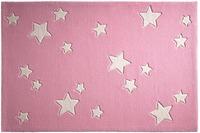 bellybutton Teppich BB-4215-02 Sternenzelt pink