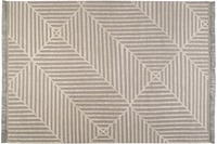 carpets&co. Teppich Irregular Fields GO-0008-02 natur