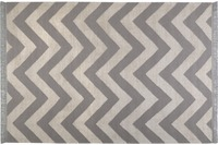 carpets&co. Teppich Zig-Zag GO-0003-03 natur
