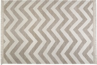 carpets&co. Teppich Zig-Zag GO-0003-04 natur
