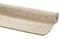 DEKOWE Handwebteppich Amodian beige