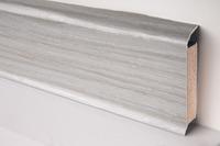 Döllken EP 60/ 13 Design-Kernsockelleiste für Designbeläge 2334 esche grau 250 cm
