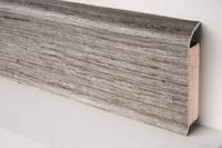 Döllken EP 60/ 13 Design-Kernsockelleiste für Designbeläge 2357 planke country gebeizt 250 cm