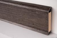 Döllken EP 60/ 13 Design-Kernsockelleiste für Designbeläge 2362 graubraun rustikal 250 cm