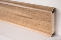 Döllken EP 60/ 13 Design-Kernsockelleiste für Designbeläge 2369 diele rustikal 250 cm