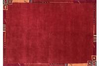 Nepalteppich Dolpa 102 rot