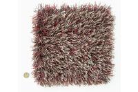 Kelii Hochflor-Teppich Elias 62 Rot