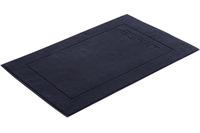 """ESPRIT Badeteppich """"Solid"""" navy blue 60 x 90 cm"""