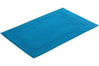 """ESPRIT Badeteppich """"Solid"""" ocean blue 60 x 90 cm"""