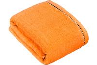 "ESPRIT Frottierserie ""Box Solid"" mandarin"