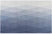 ESPRIT Kurzflor-Teppich Haux ESP-4318-03 blau
