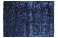 ESPRIT Hochflor-Teppich New Glamour ESP-3303-13 jeansblau