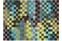 ESPRIT Teppich, Pixel, ESP-2834-03 grün