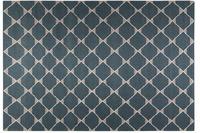 ESPRIT Teppich Aaron Kelim ESP-6010-02 dunkelgrün