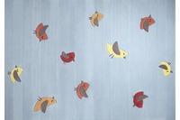 ESPRIT Kinderteppich Birdie ESP-4012-04