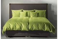 Fischbacher Bettbezug 902 Jersey grün 214 uni