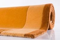 Nepal-Teppich, Ghorka exclusive, 318, gold, Neuseeland-Wolle, 10 mm Florhöhe