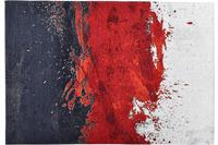 Gino Falcone Teppich Cosima red multi