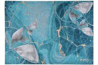 Gino Falcone Teppich Cosima turquoise multi
