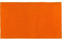 Gözze Badteppich Chenille orange