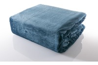 Gözze Premium Memphis Decke marineblau