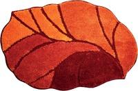 GRUND AOSTA Badteppich orange