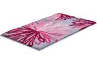 GRUND Badteppich ART rosé/ grau