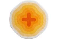 GRUND , Badteppich, KARIM RASHID Concept 03 230 gelb